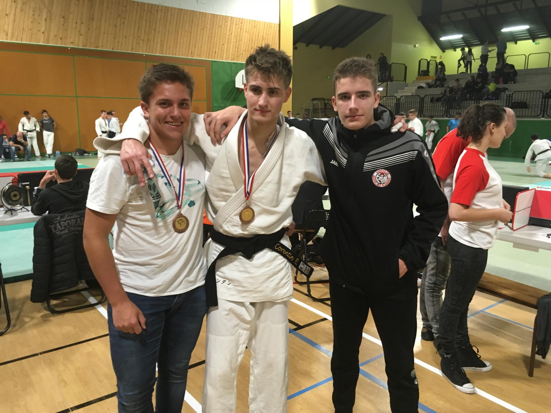 Tournoi cadets Drome-Ardèche 2017