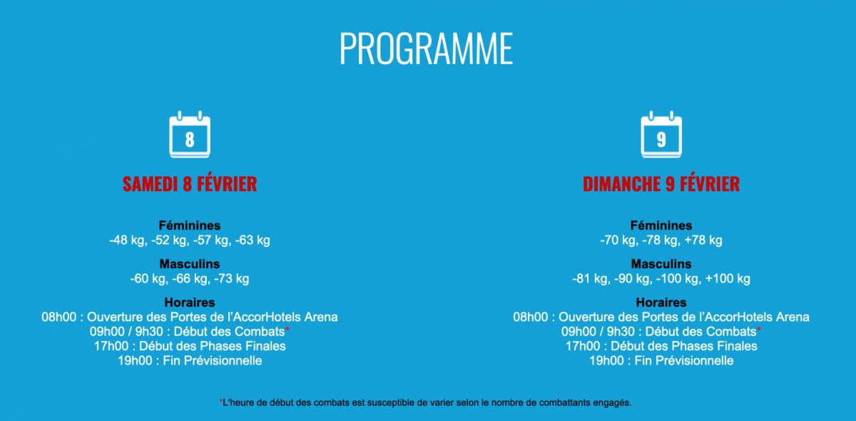 Programme salm paris 2020